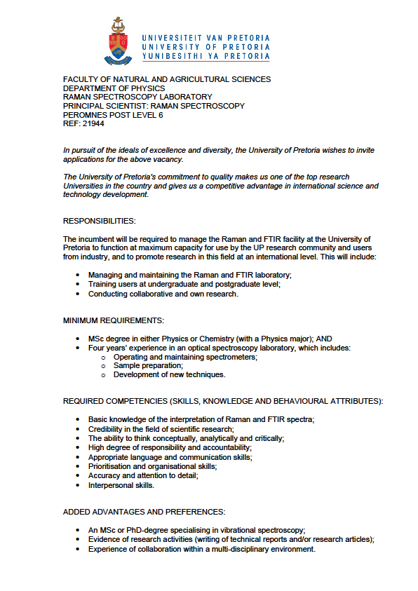 application letter to university of pretoria Course application information for mit stream b (carnegie)  template for mit  stream b employee reference letter university of pretoria application process .